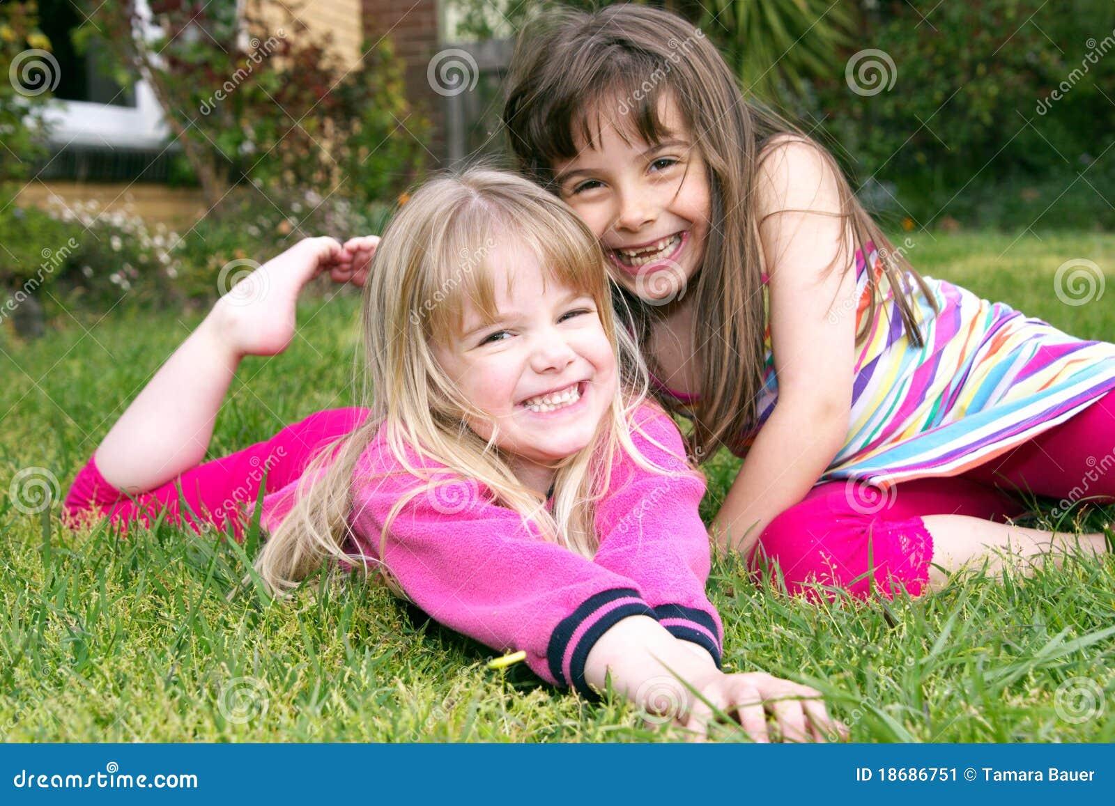 Ogrodowe dziewczyny
