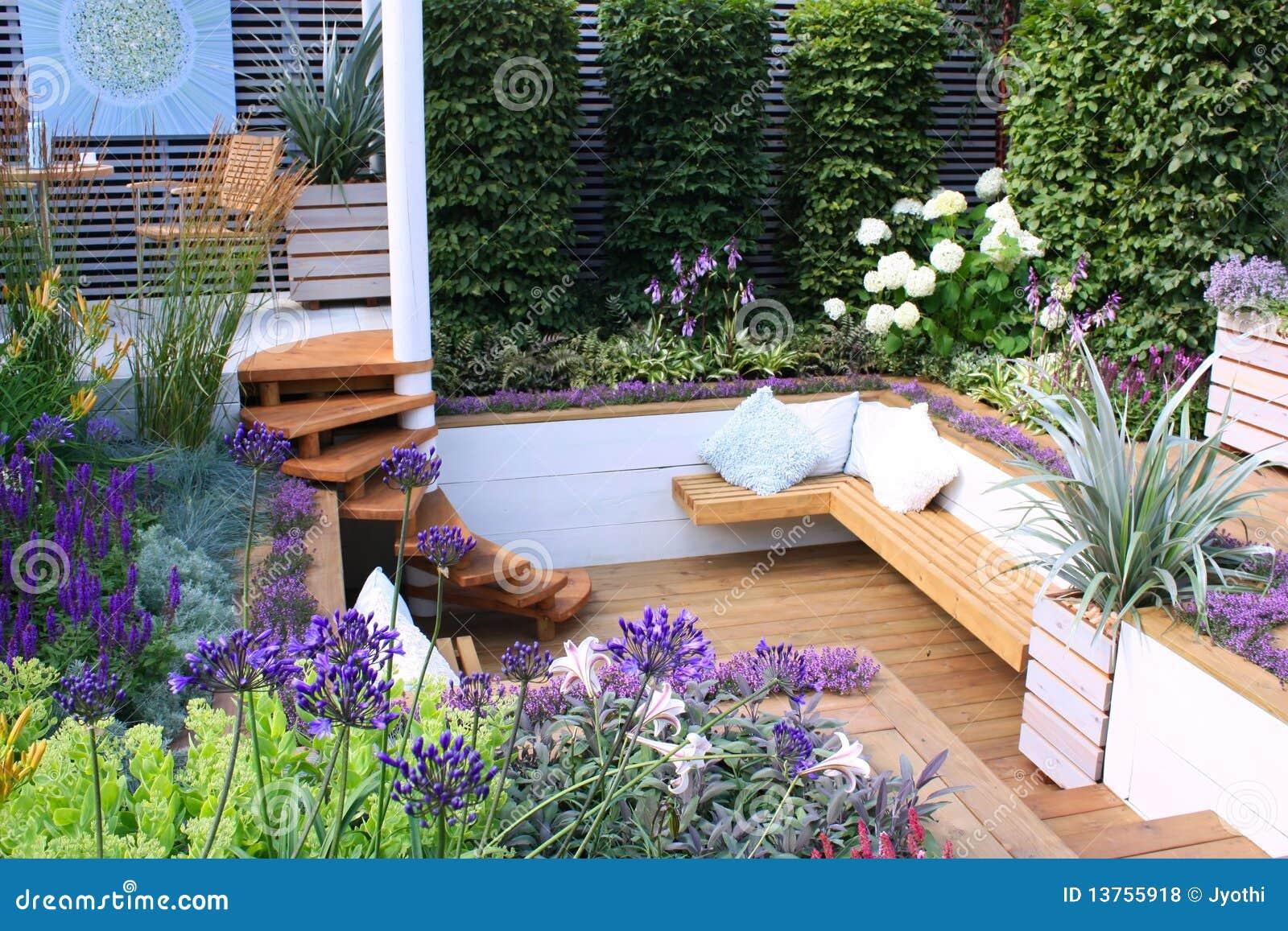 Ogrodowi siedzenia