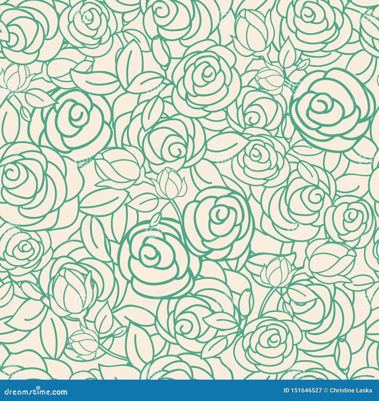 Ogrodowy herbacianego przyjęcia kolor żółty i zielone róże