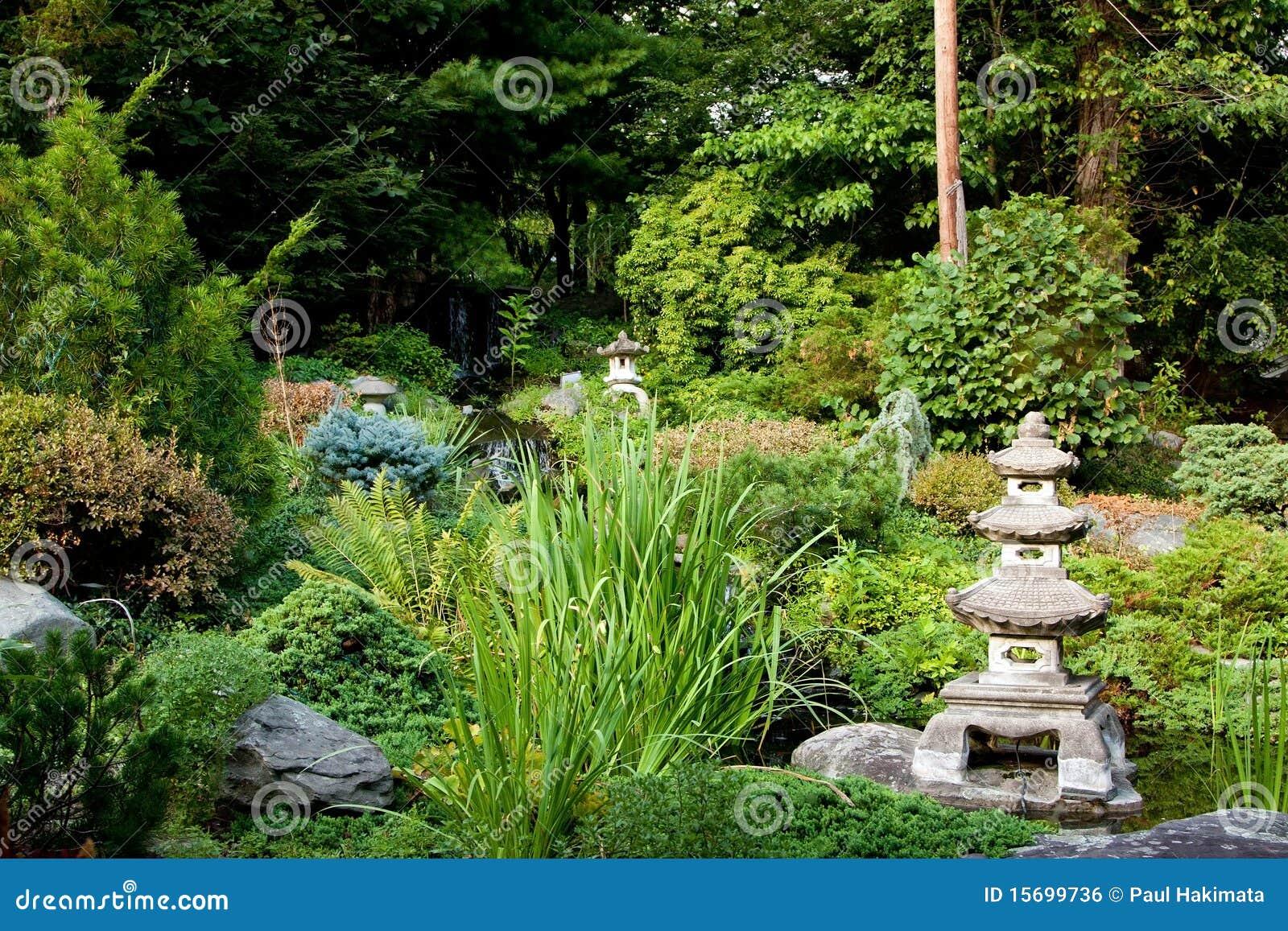 Ogrodowy japoński pokojowy