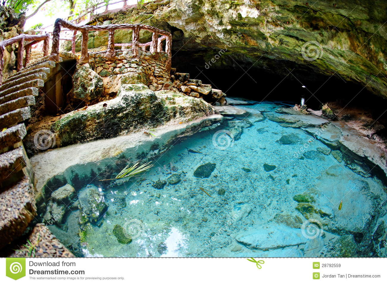 Bantayan Island Philippines  City new picture : Ogtong Cave On Bantayan Island, Philippines Royalty Free Stock Images ...