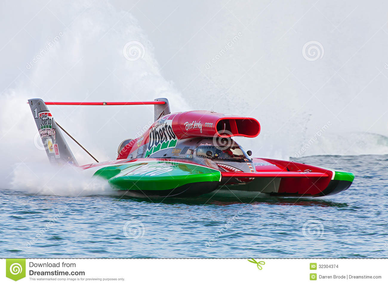 Unlimited Hydroplane Boat Plans | Free Boat Plans TOP