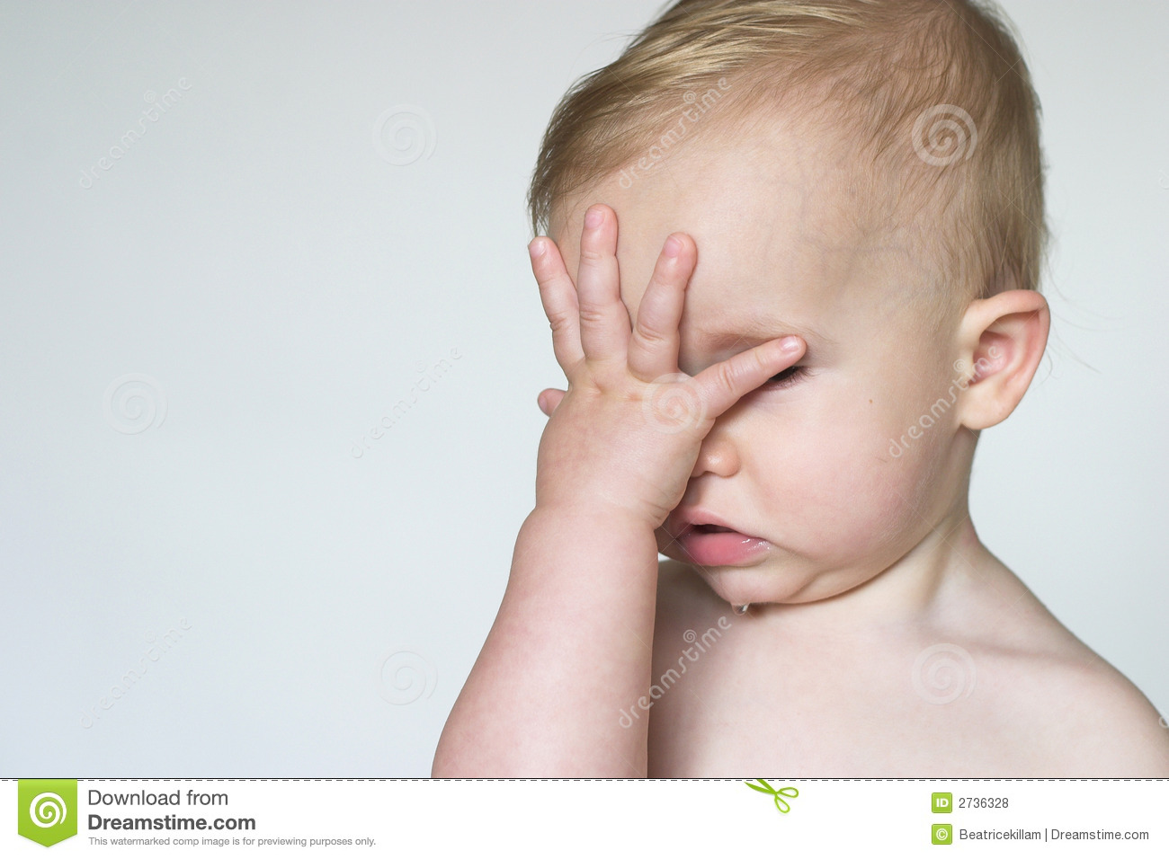Oh No! Royalty Free Stock Photos - Image: 2736328
