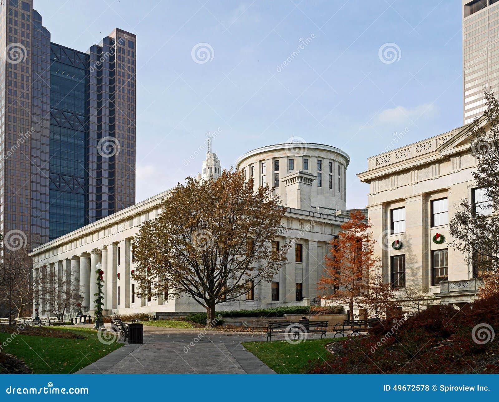 Columbus State Capitol Building