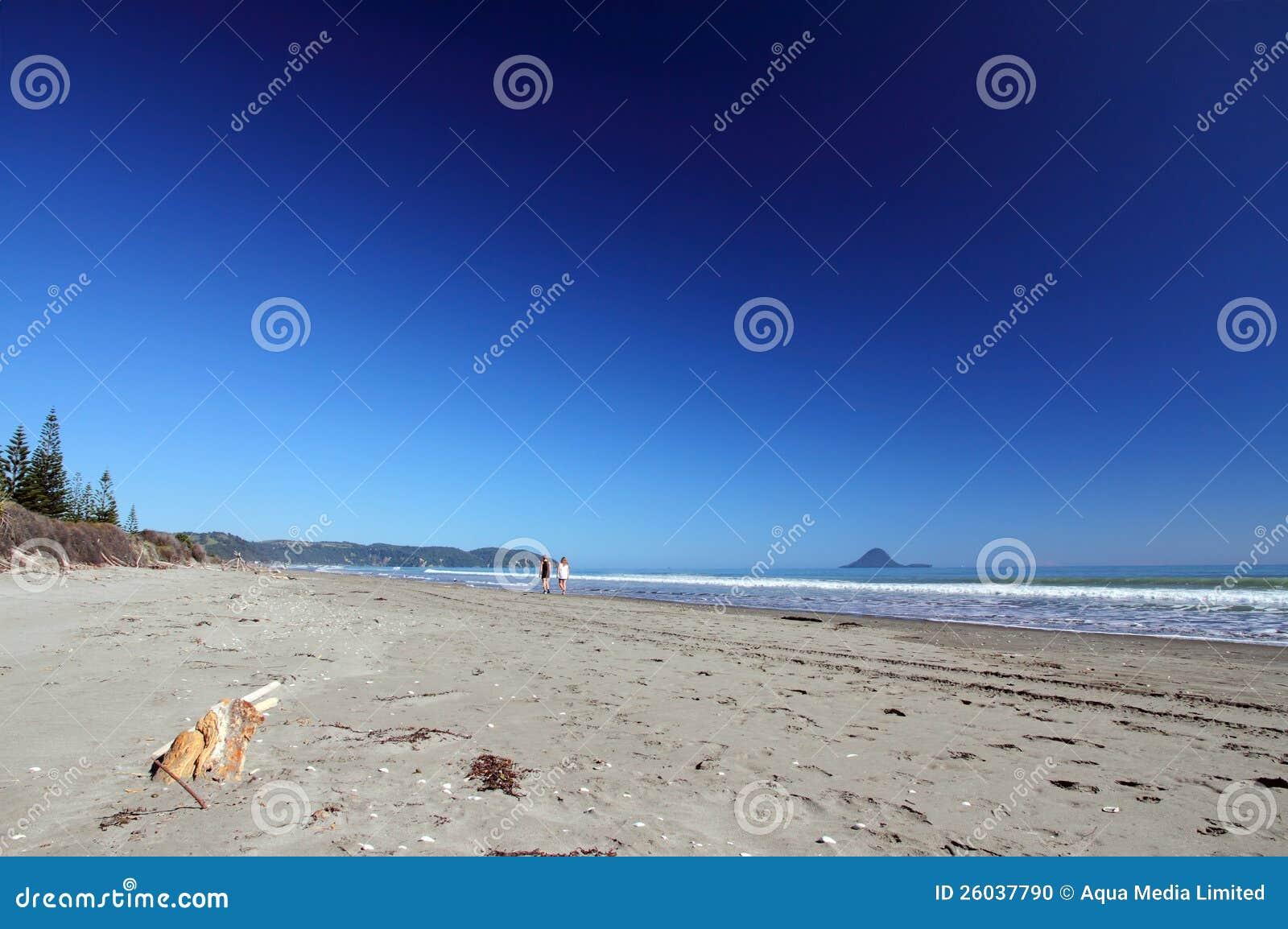 Ohope Beach, Whakatane, New Zealand