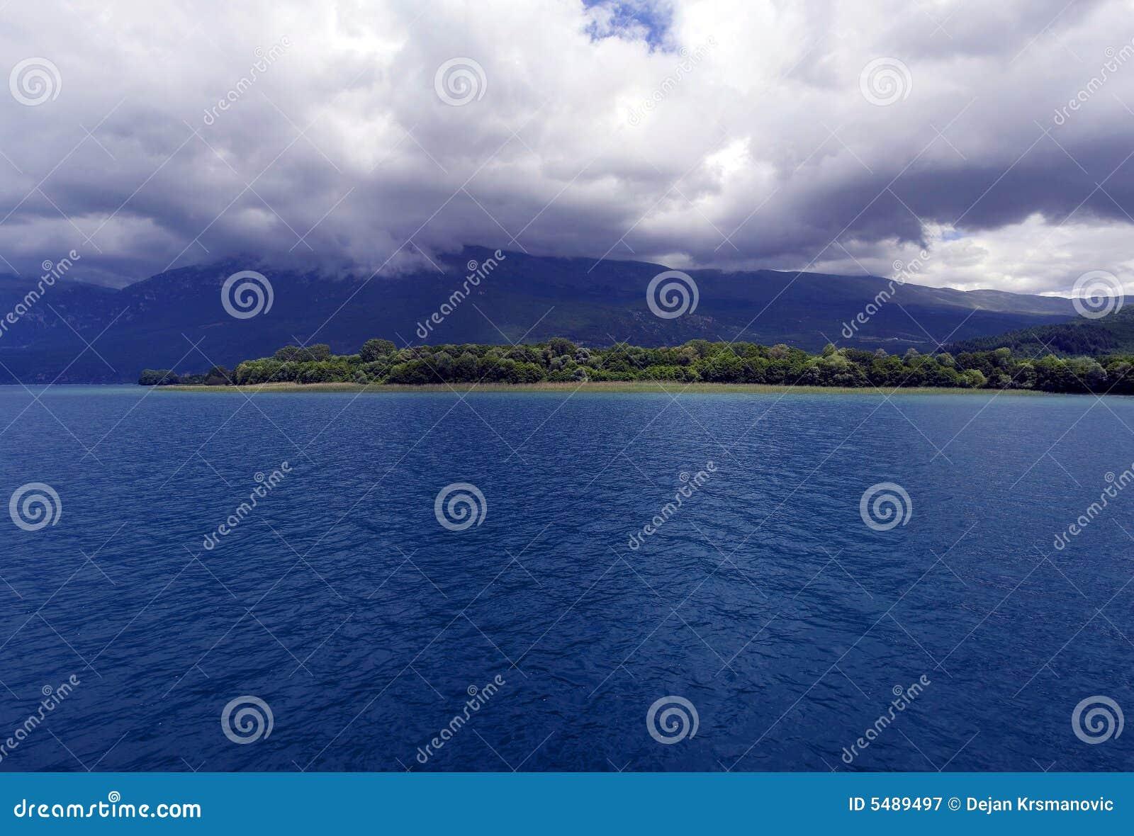 Ohrid Blue 3