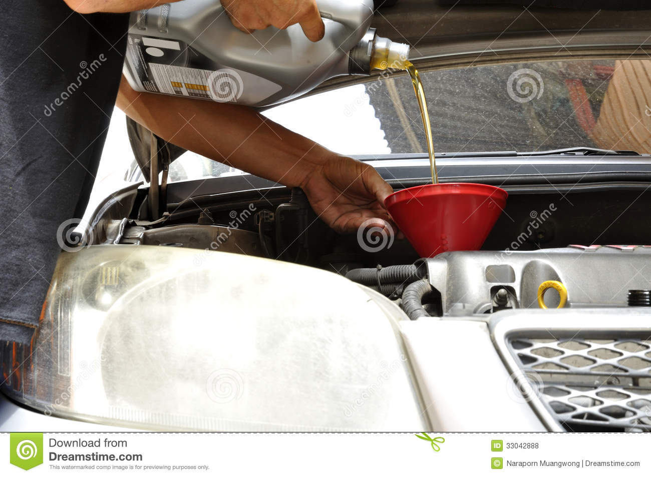 How frequently engine oil to be changed in car 10
