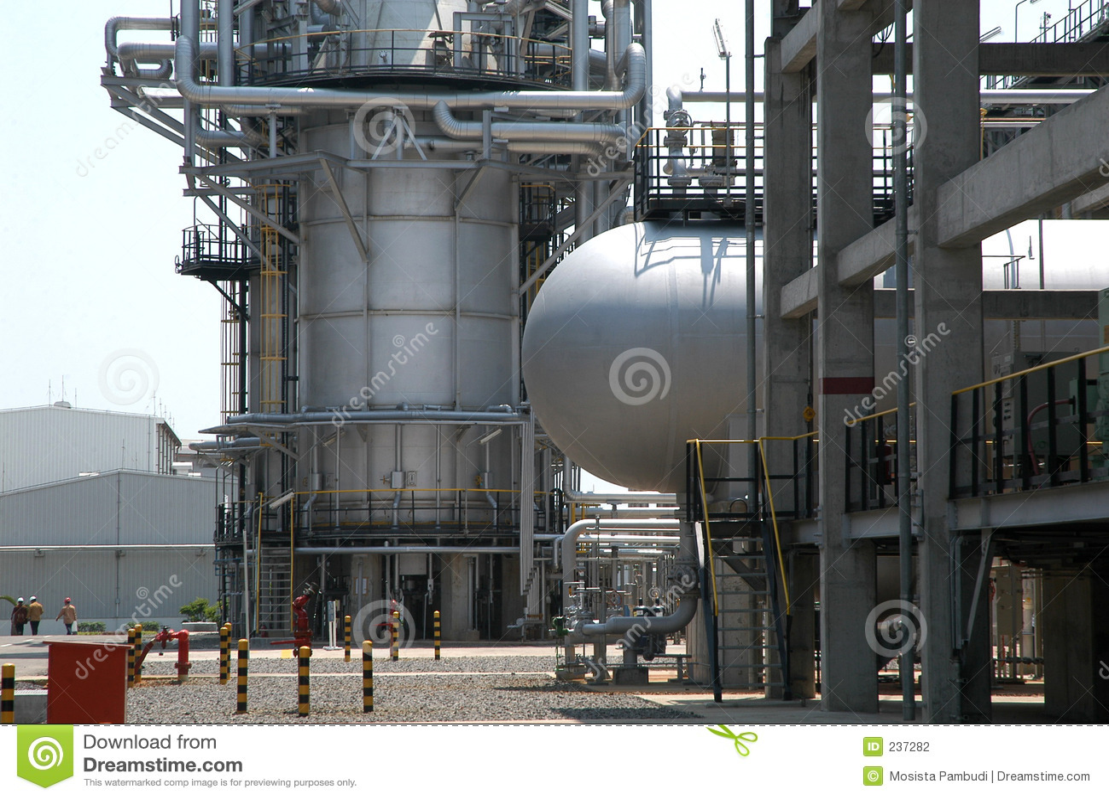 Oil den unleaded refineneryen