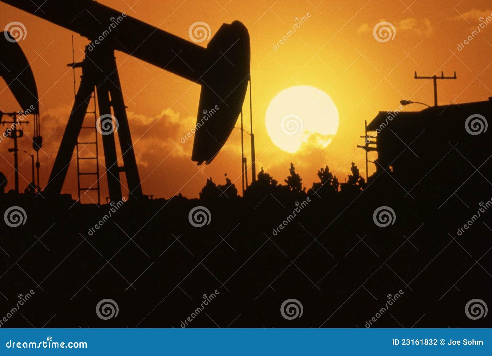 Download Oil drill stock photo. Image of sohm, environmental, orange - 23161832