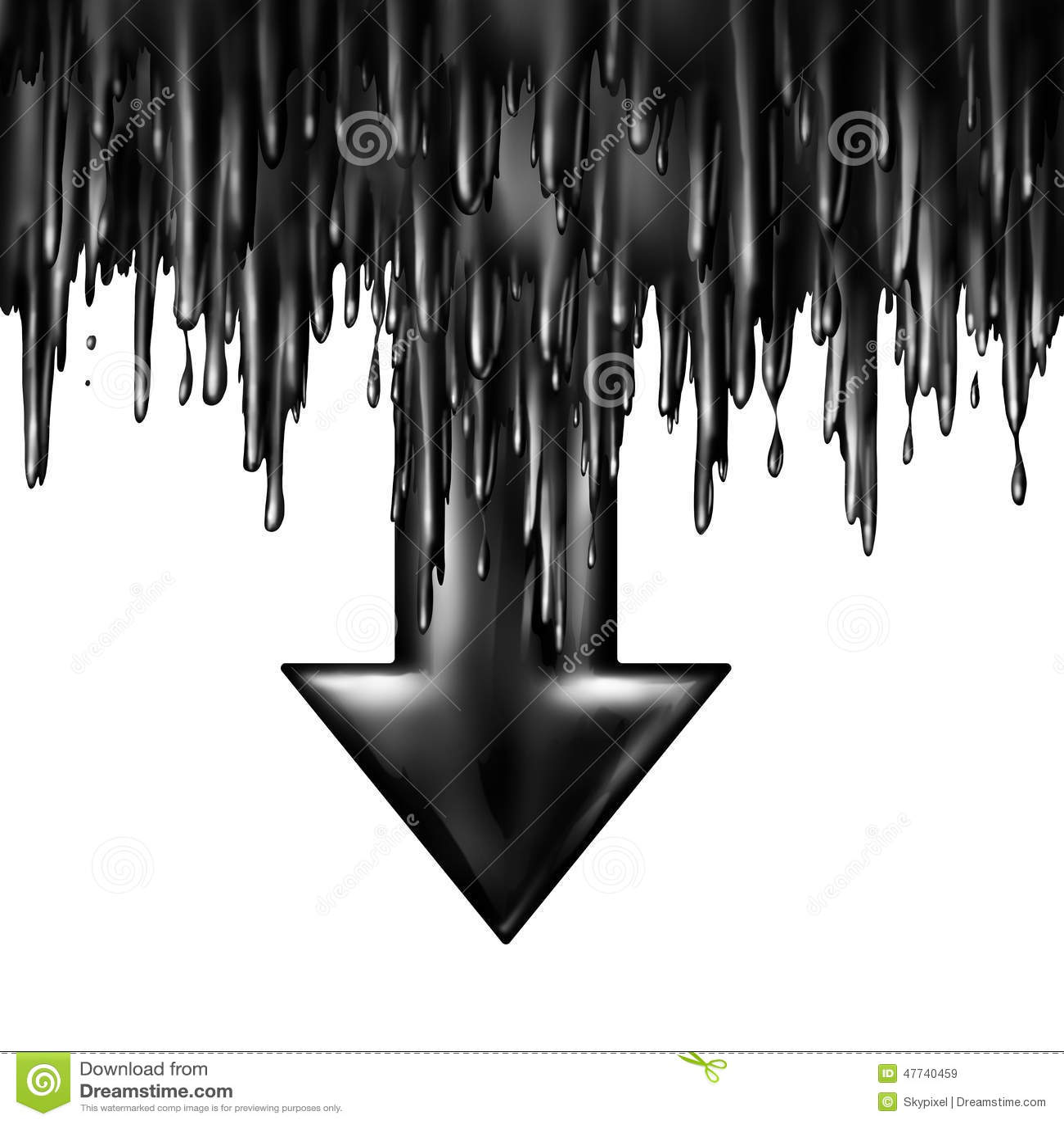 Oil Dropping Stock Illustration Illustration Of Fuel 47740459