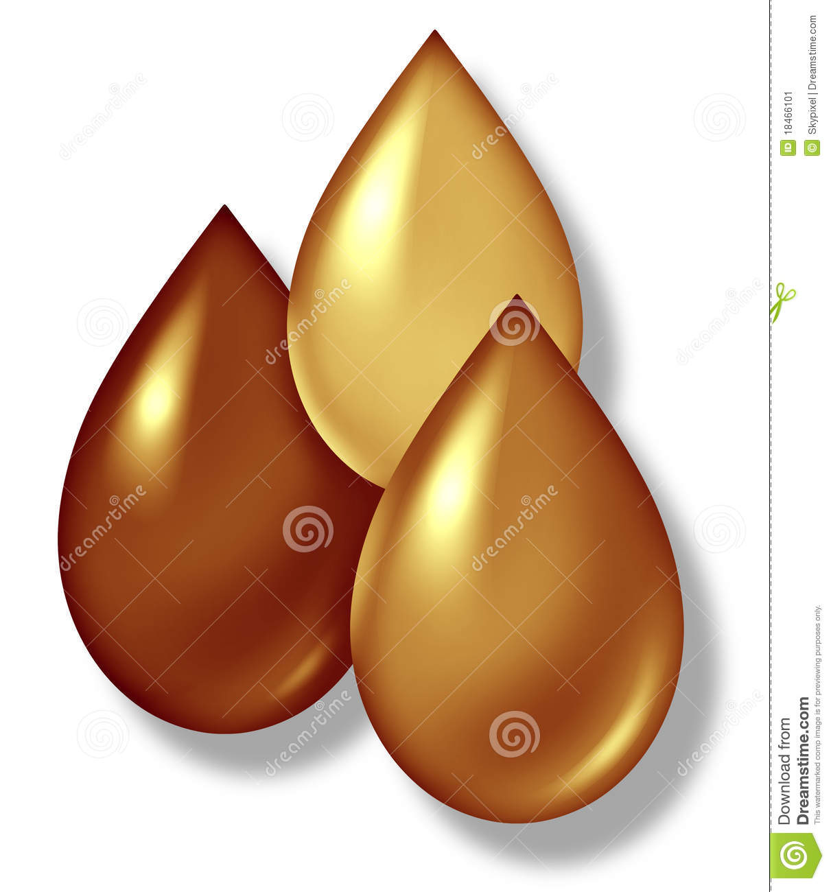 Oil Gold Natural Gas