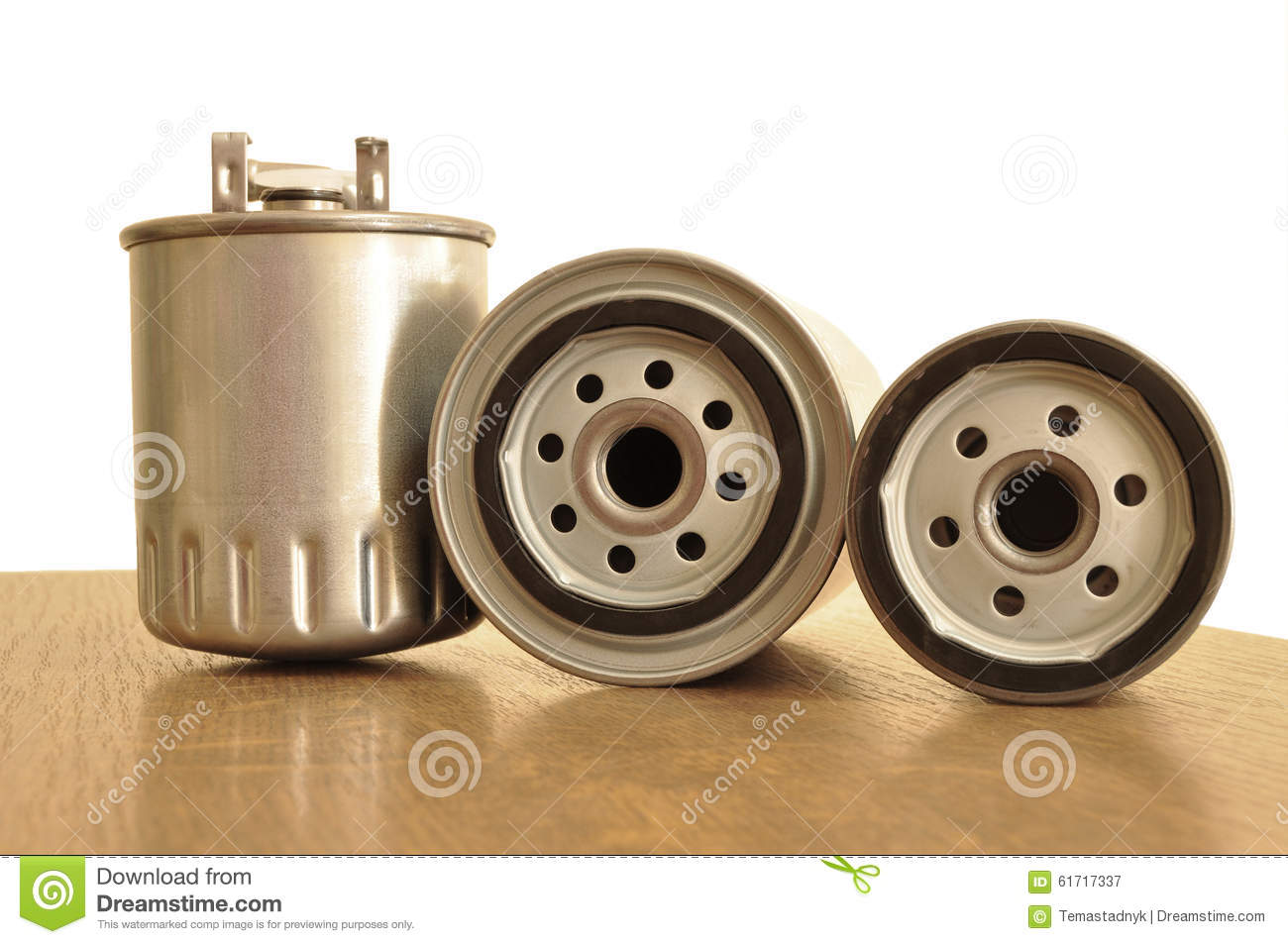 Oil and fuel filter