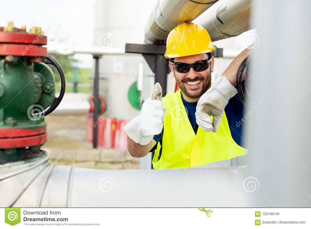 Oil and gas engineer
