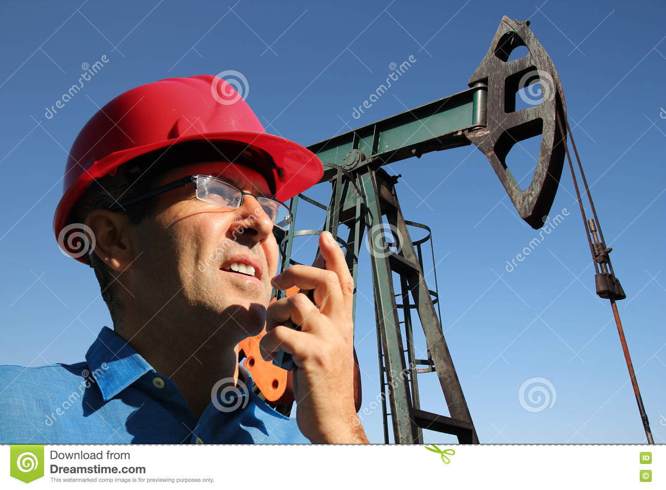 Oil and Gas Industry Concept