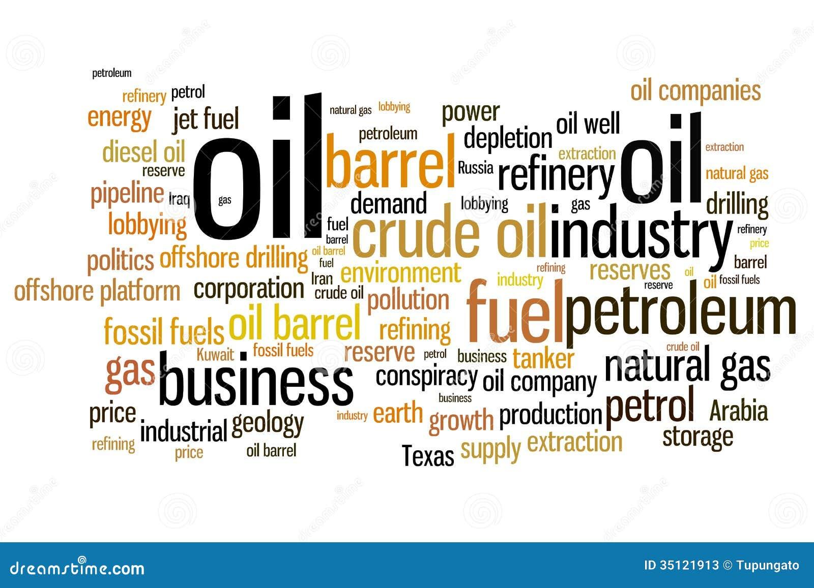 crude oil business plan