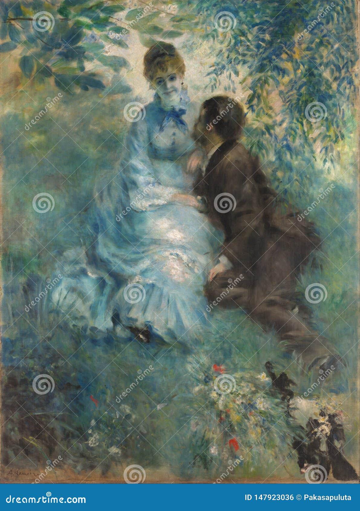 Auguste Renoir -lovers