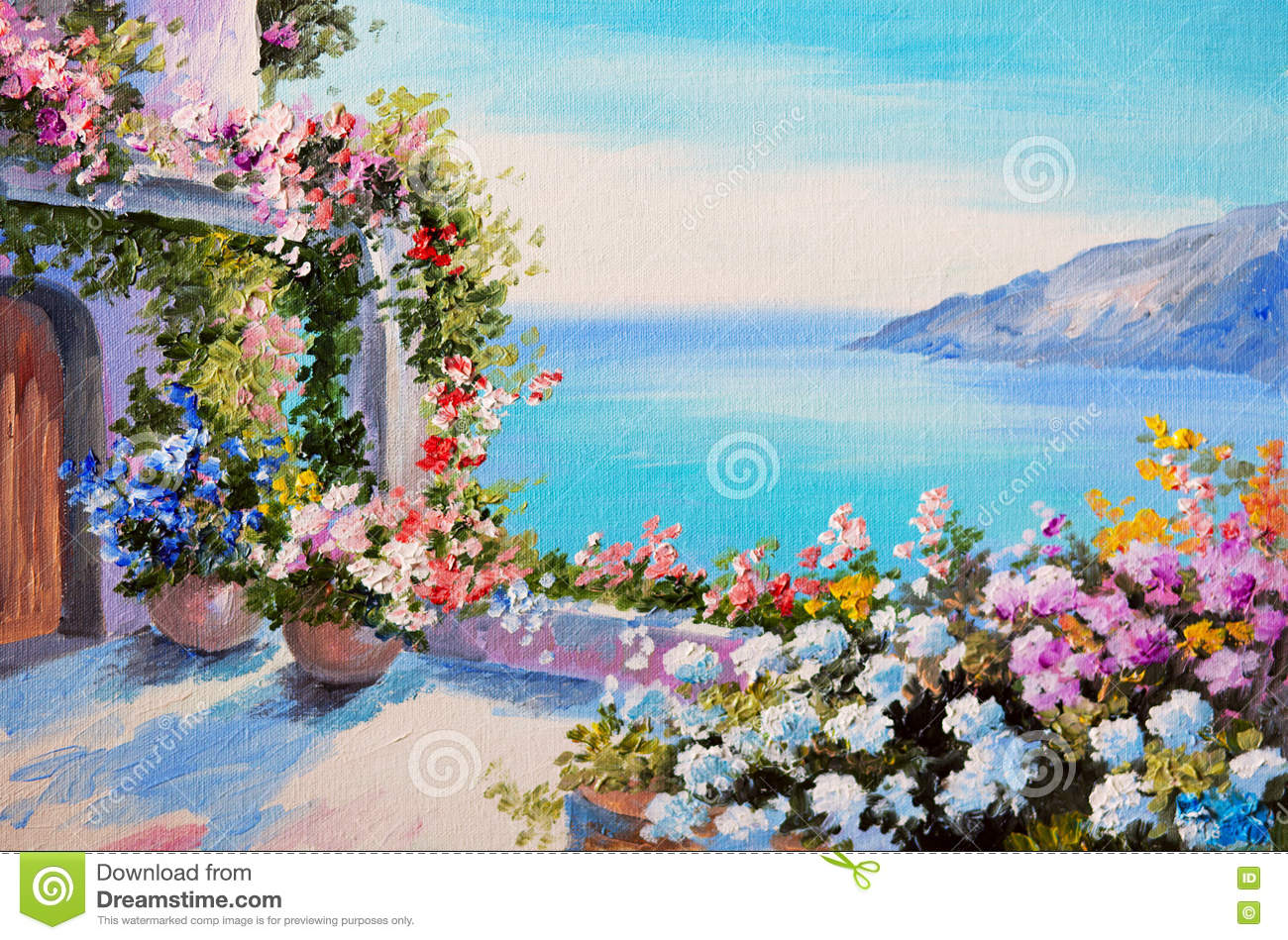 Santorini Cartoons Illustrations Vector Stock Images 344 Pictures To Download From