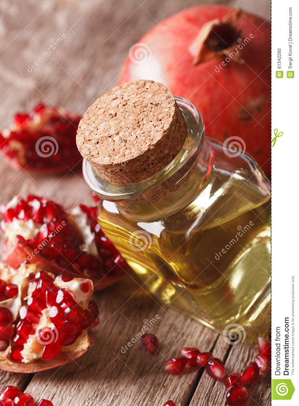 how to make pomegranate seed oil at home