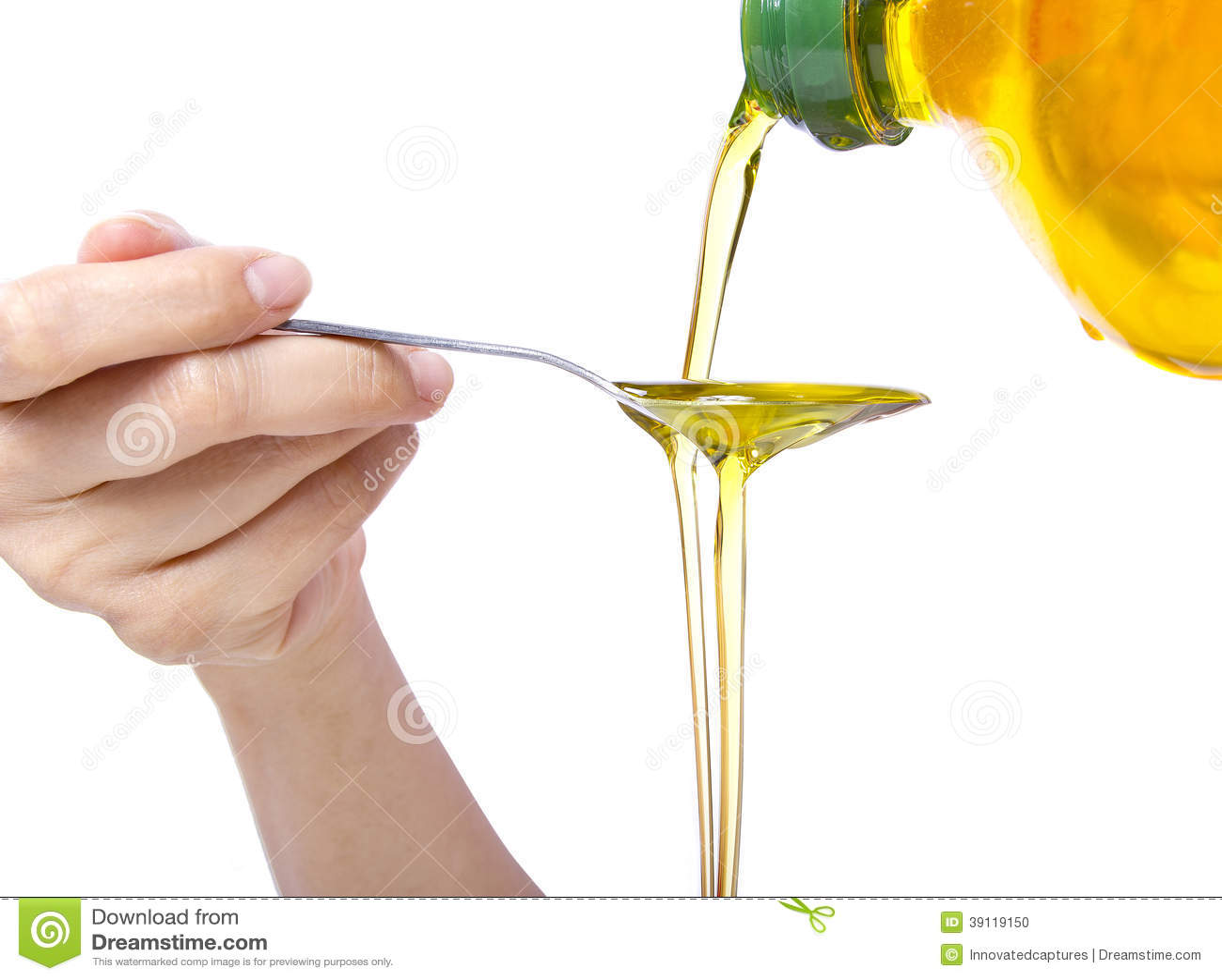 Oil Pulling / Swishing