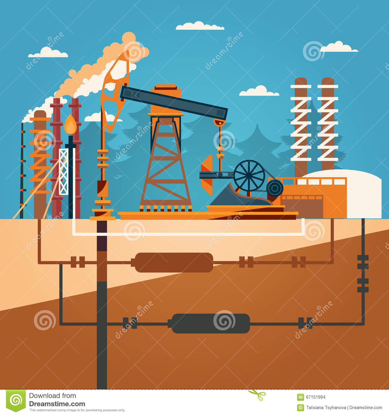 oil drilling and gas extraction industry The oil and gas industry has always been cyclical when the pendulum swings toward higher prices, producers rush in to start drilling when it swings the other way, companies cut operations until.