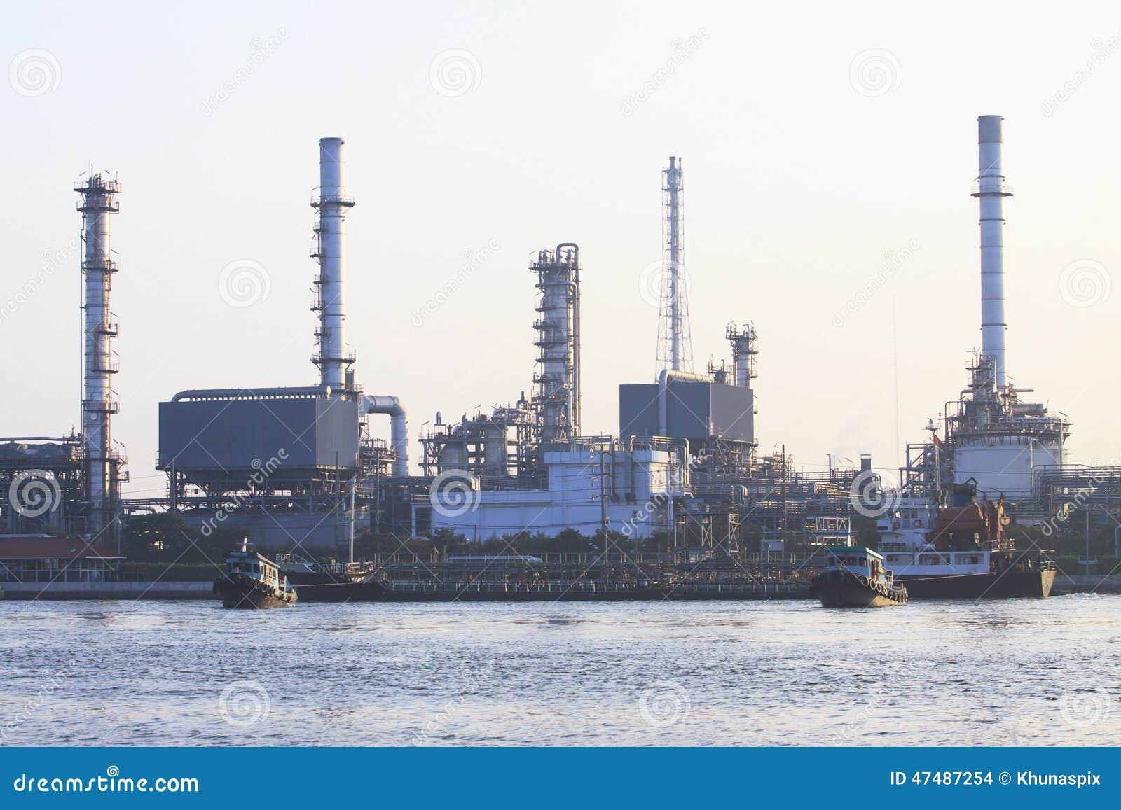 oil-refinery-plant-river-morning-light-4