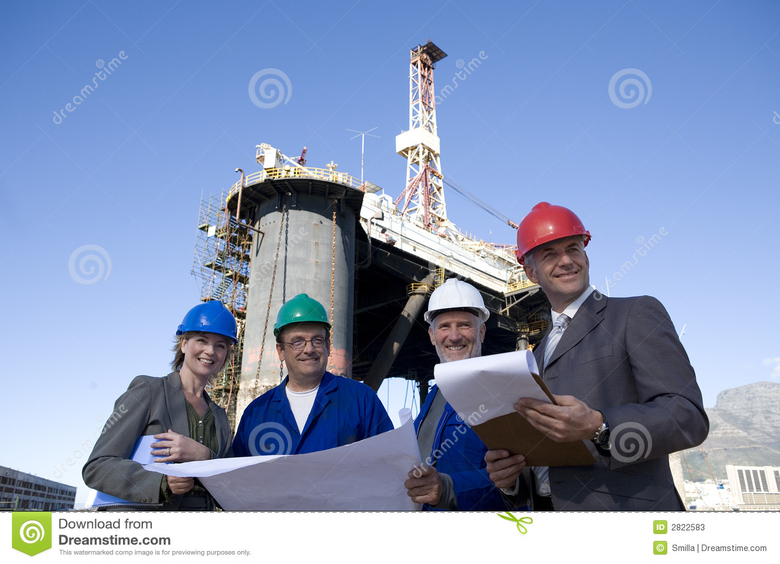 Rig engineer