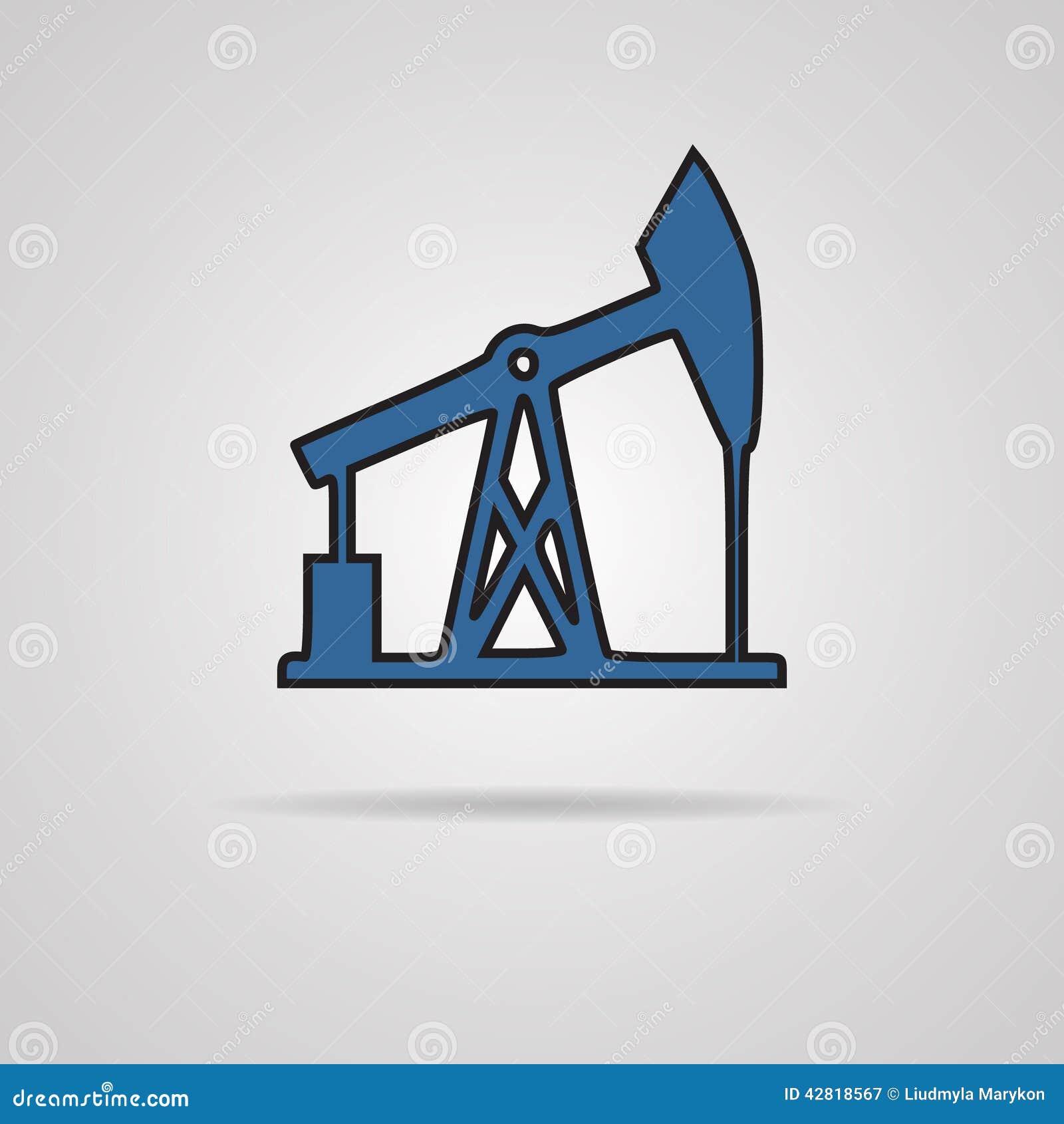 Нарисовать качалку нефтяную