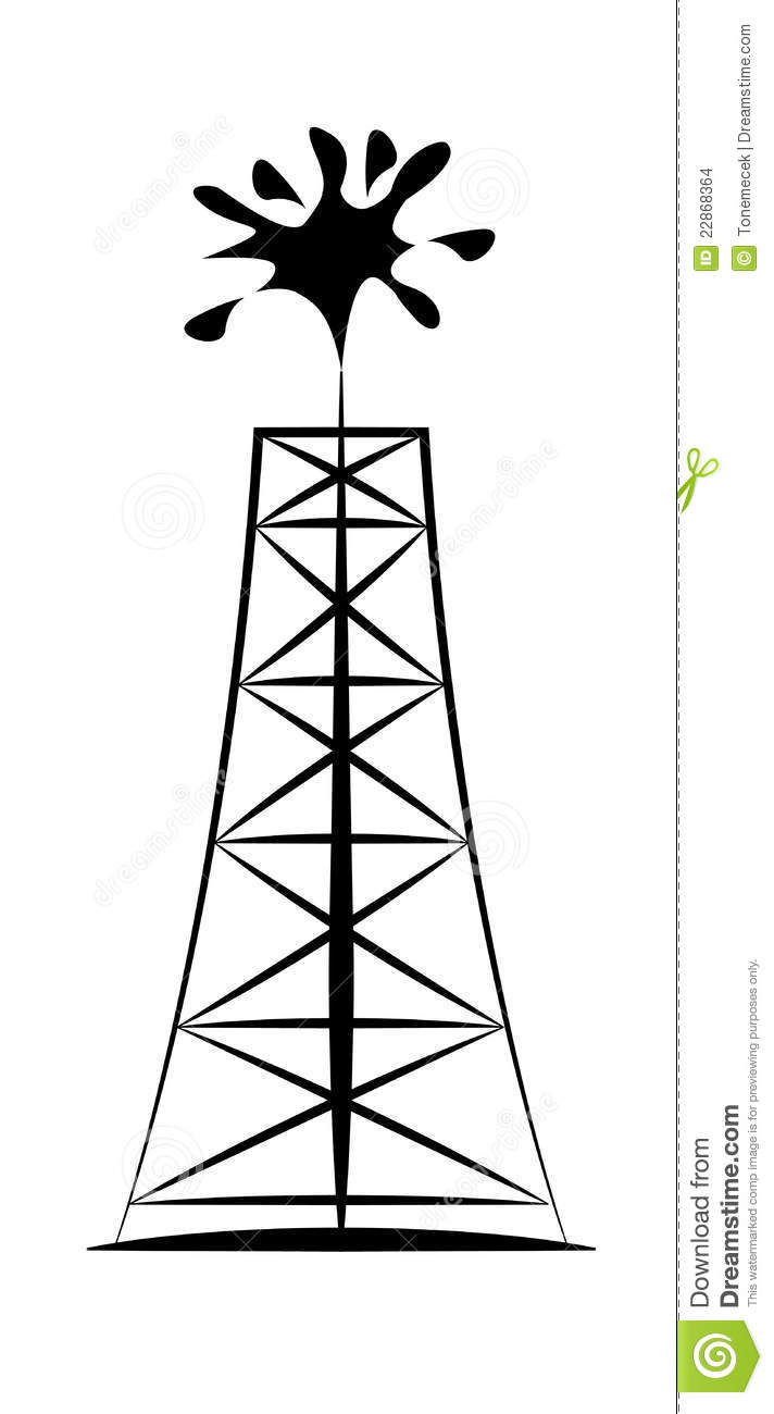 oil well coloring pages - photo #6