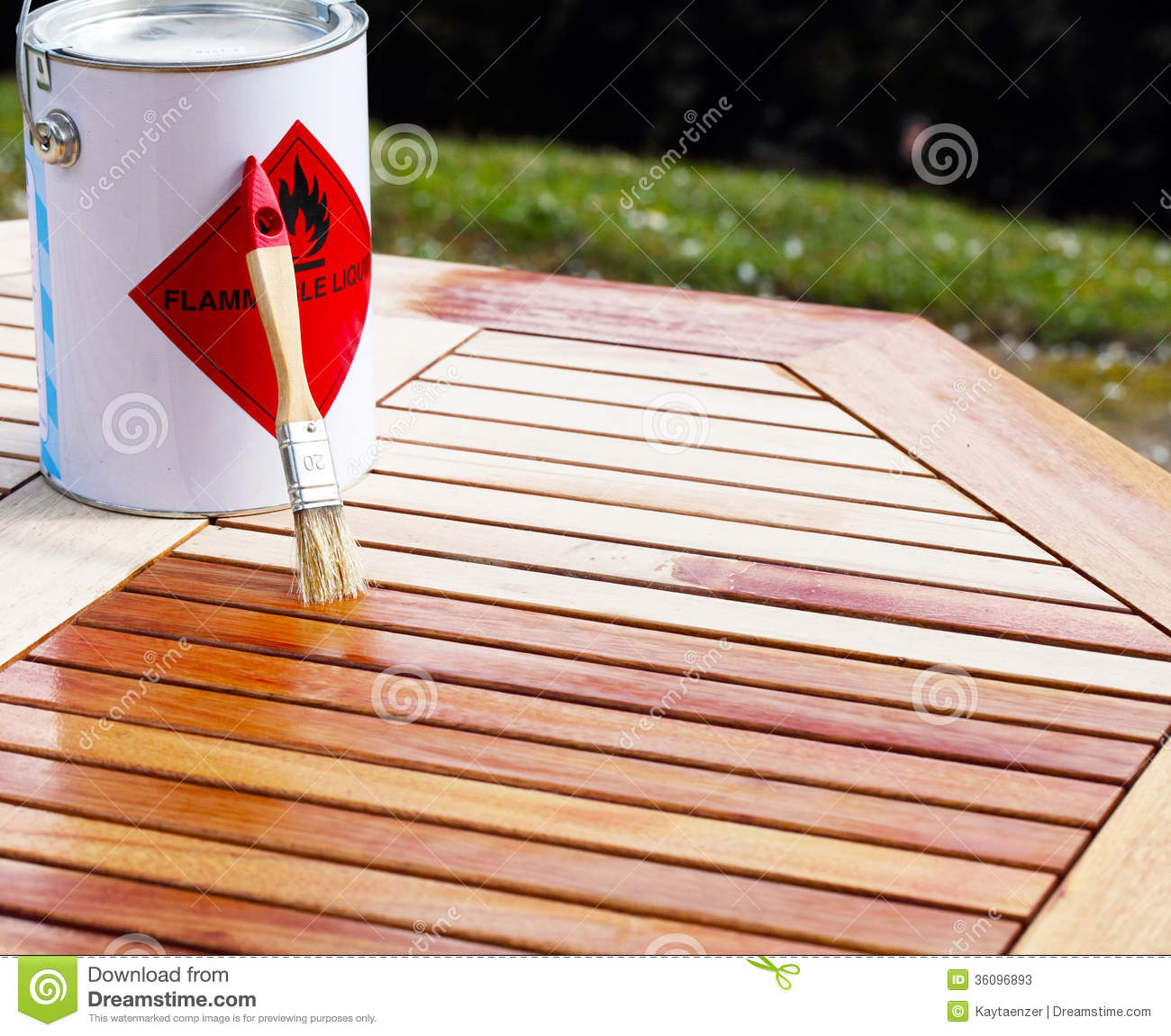 Oil Wood Furniture Stock Photos Image: 36096893. Full resolution  image, nominally Width 1300 Height 1150 pixels, image with #C21009.