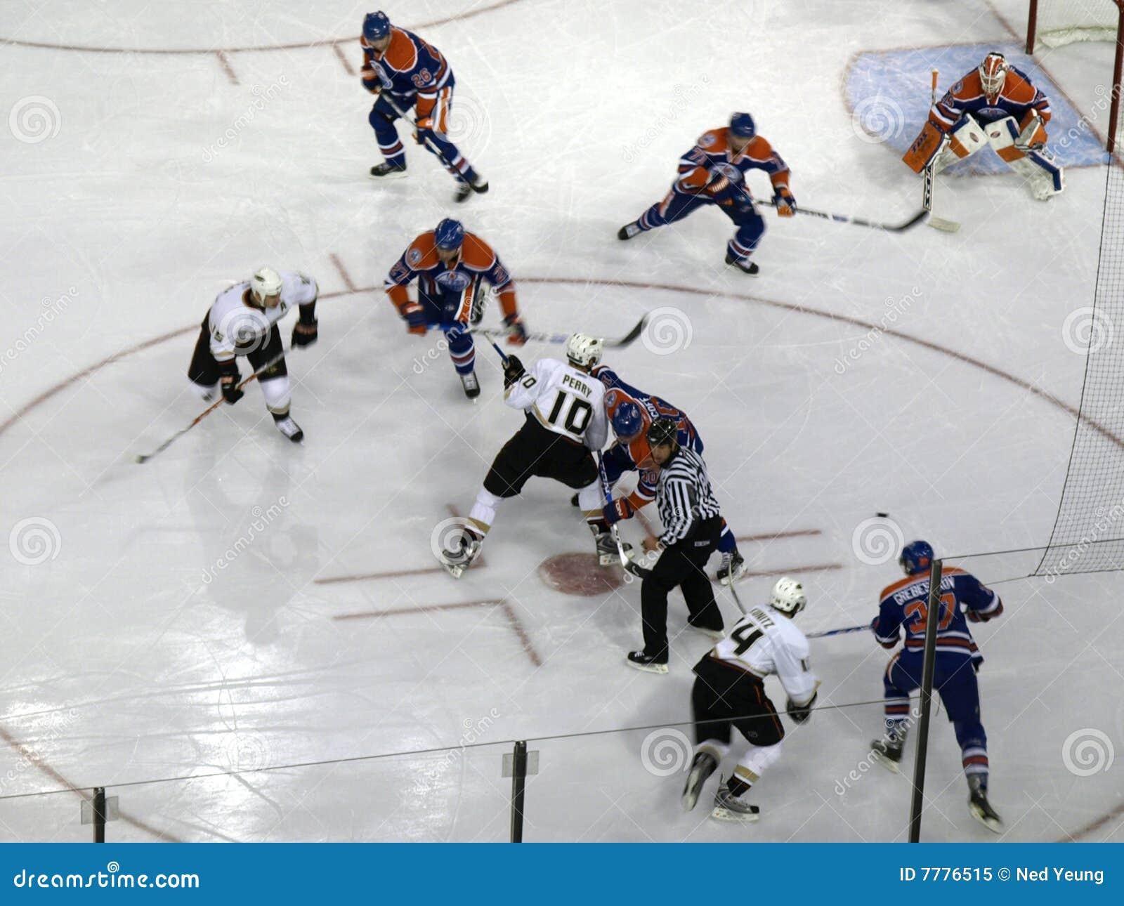 Oilers vs. Mighty Ducks 3