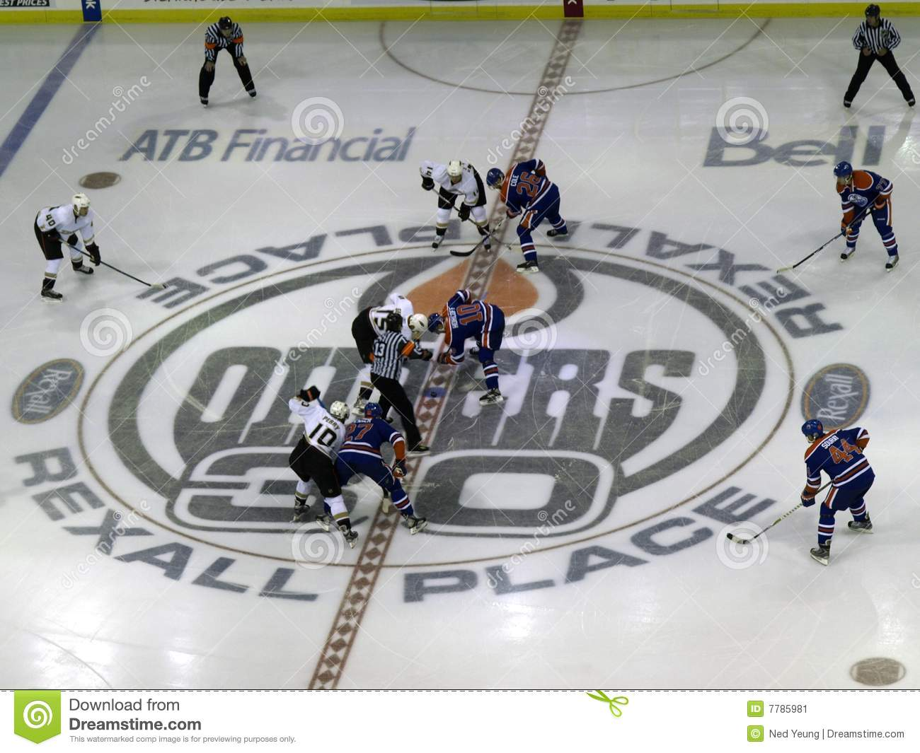 Oilers vs. Mighty Ducks 4