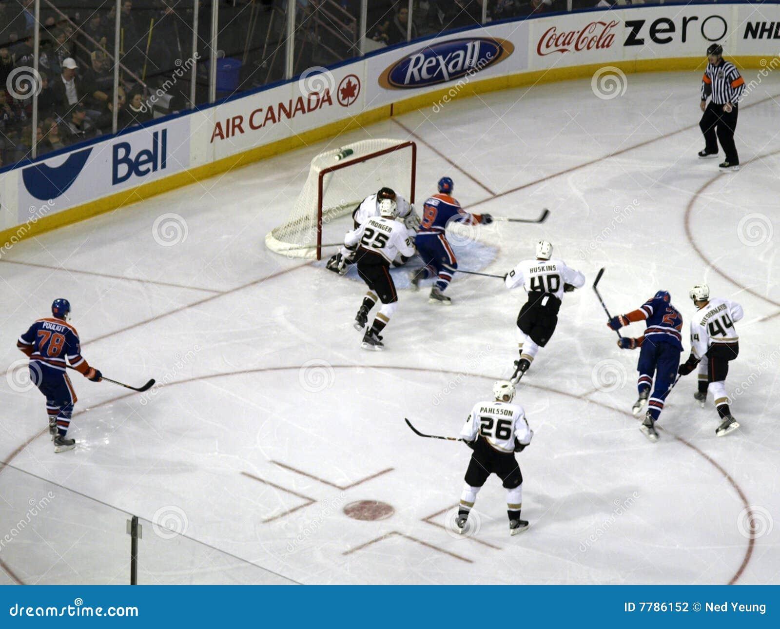 Oilers vs. Mighty Ducks 5