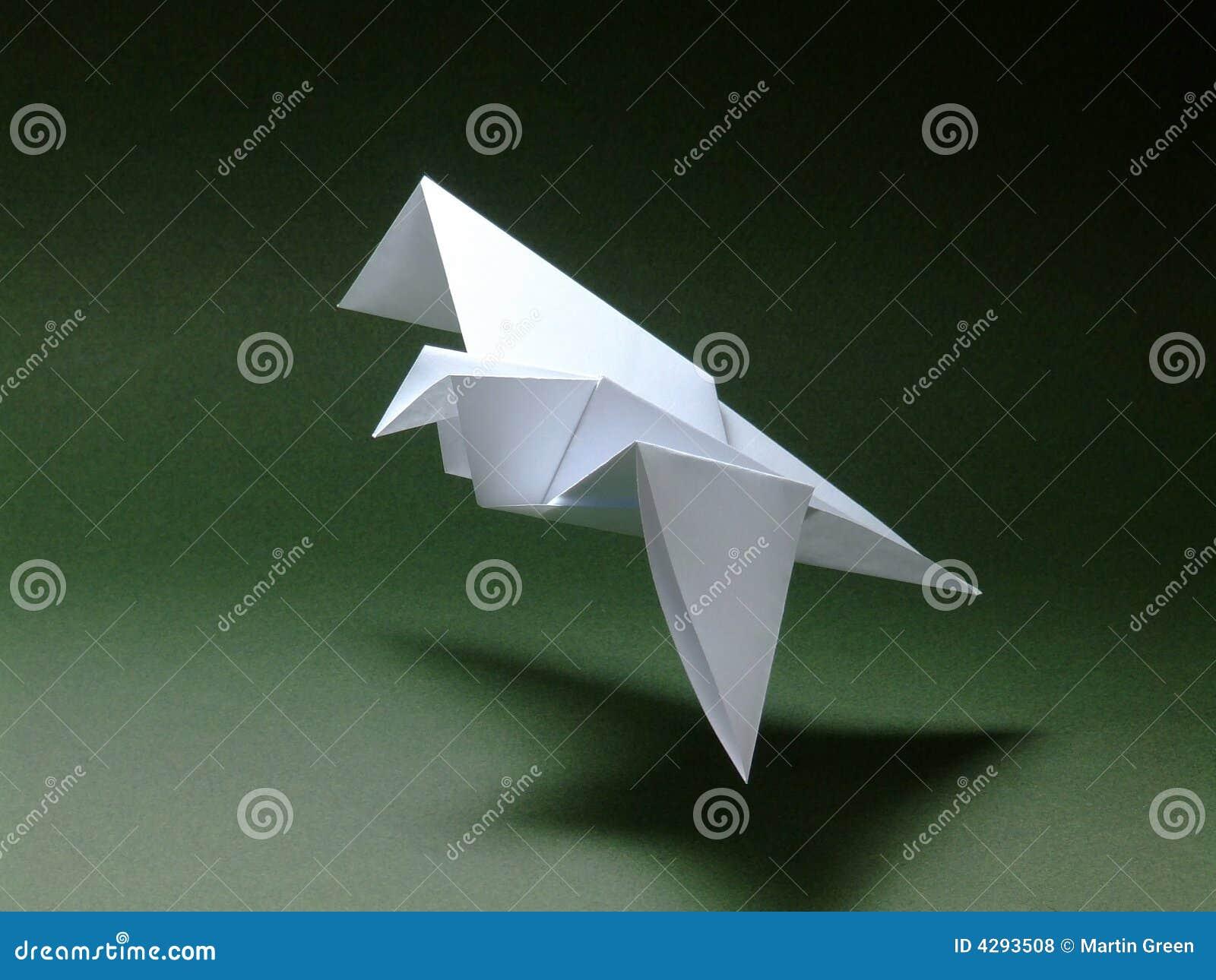 Oiseau d Origami