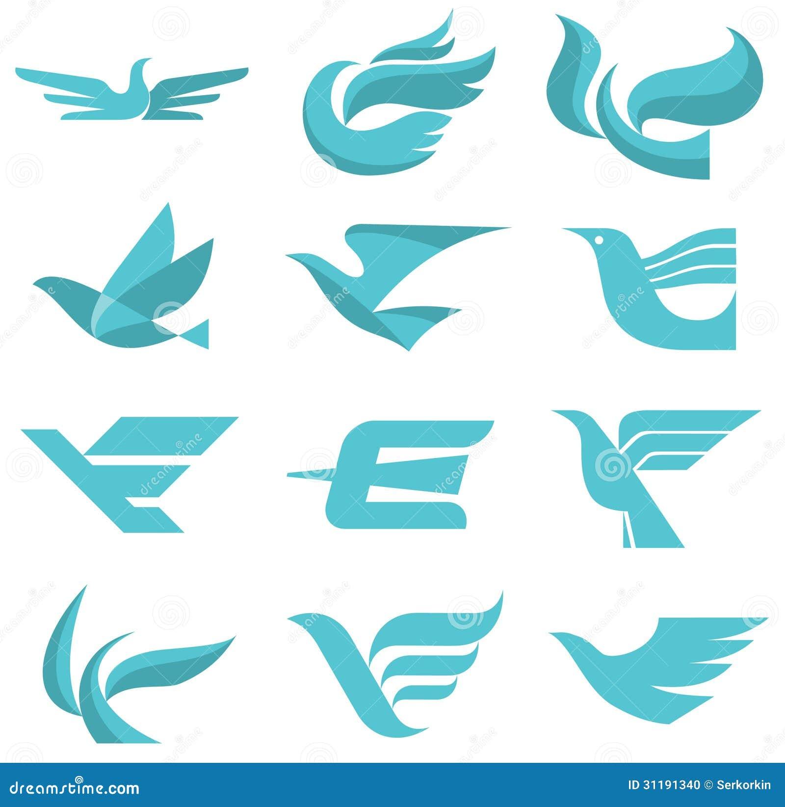 image logo oiseau