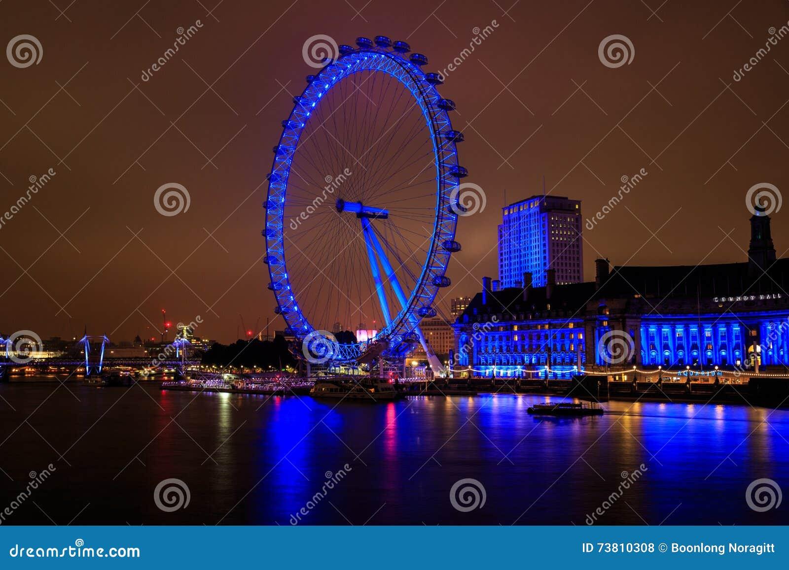 Ojo de Londres en Londres