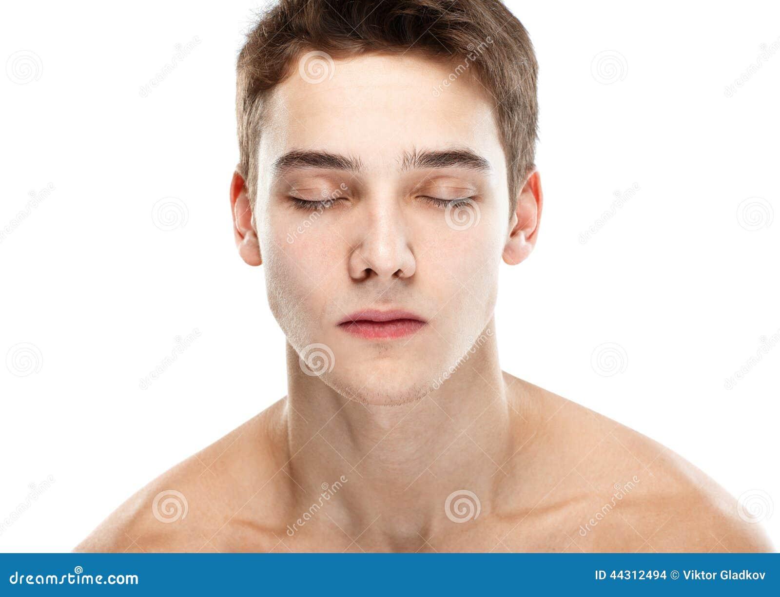 homo piksutter sperm i munden