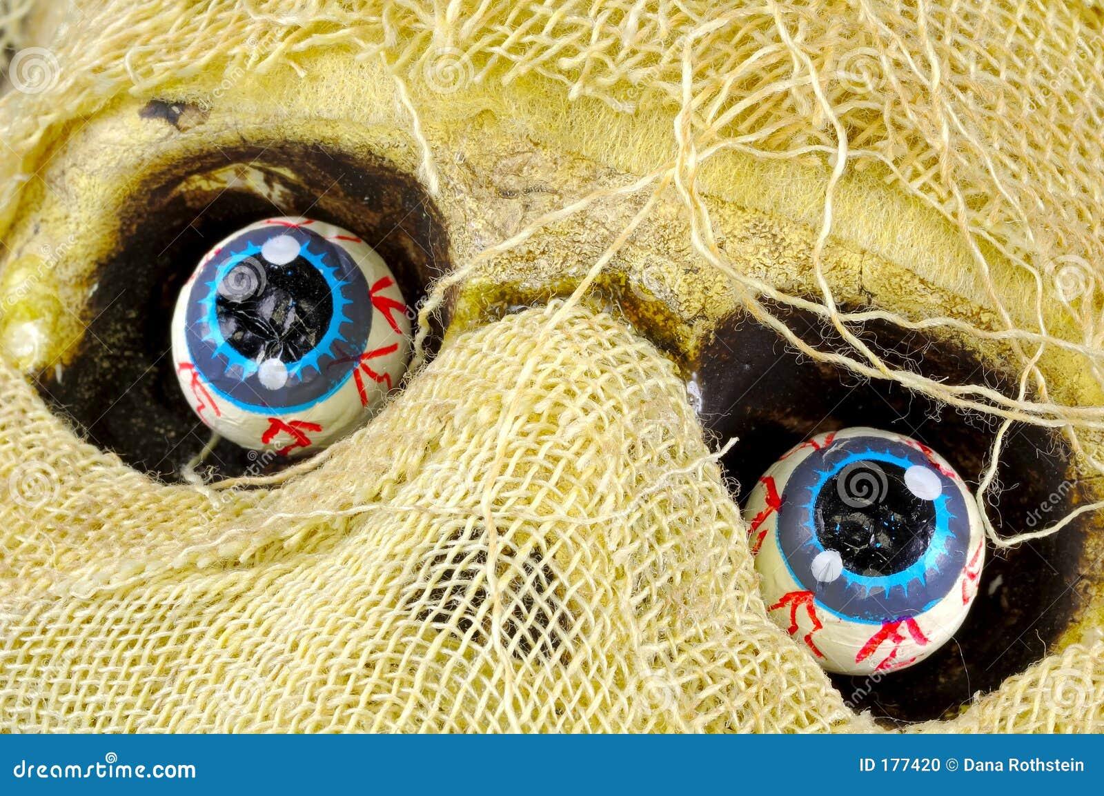 Ojos de las momias