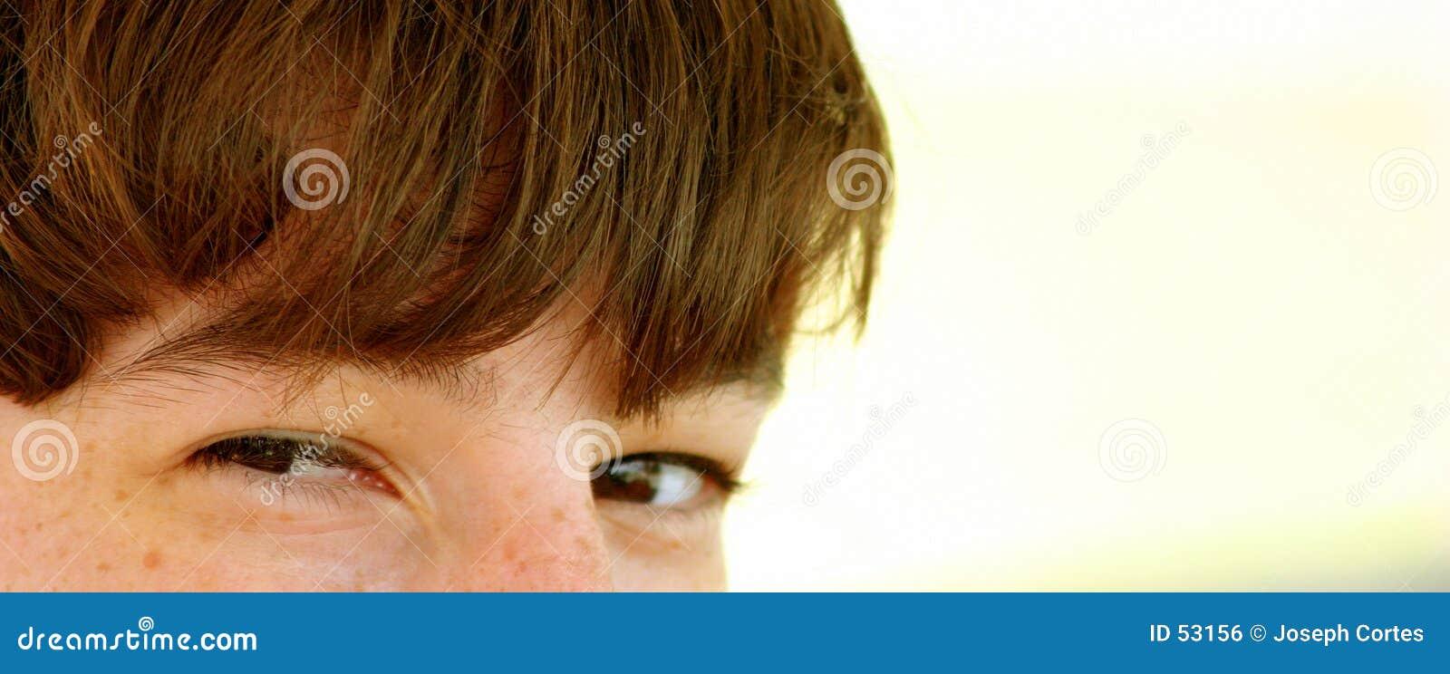 Ojos de los cabritos