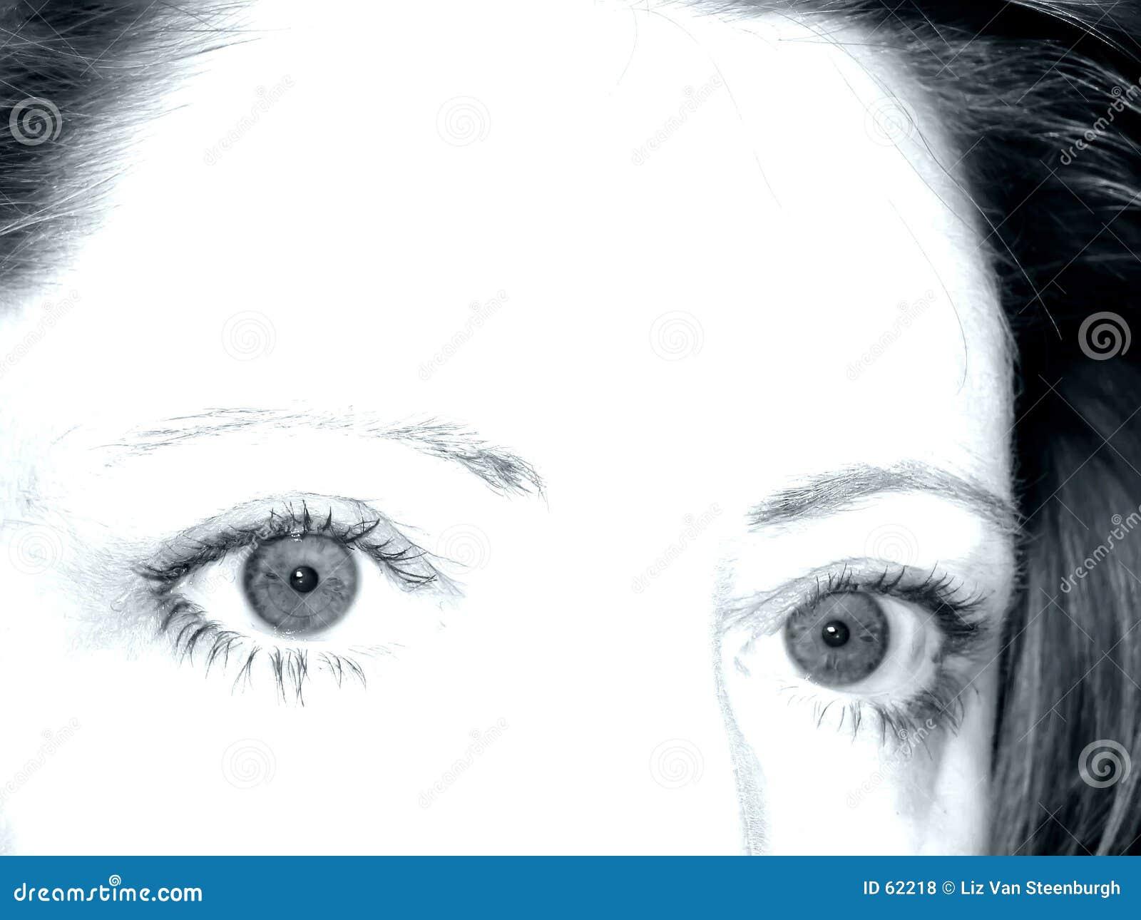 Ojos dramáticos