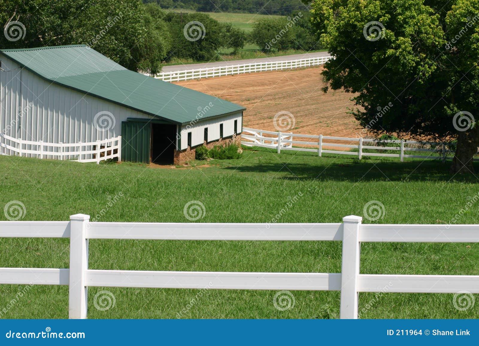Oklahoma ranch