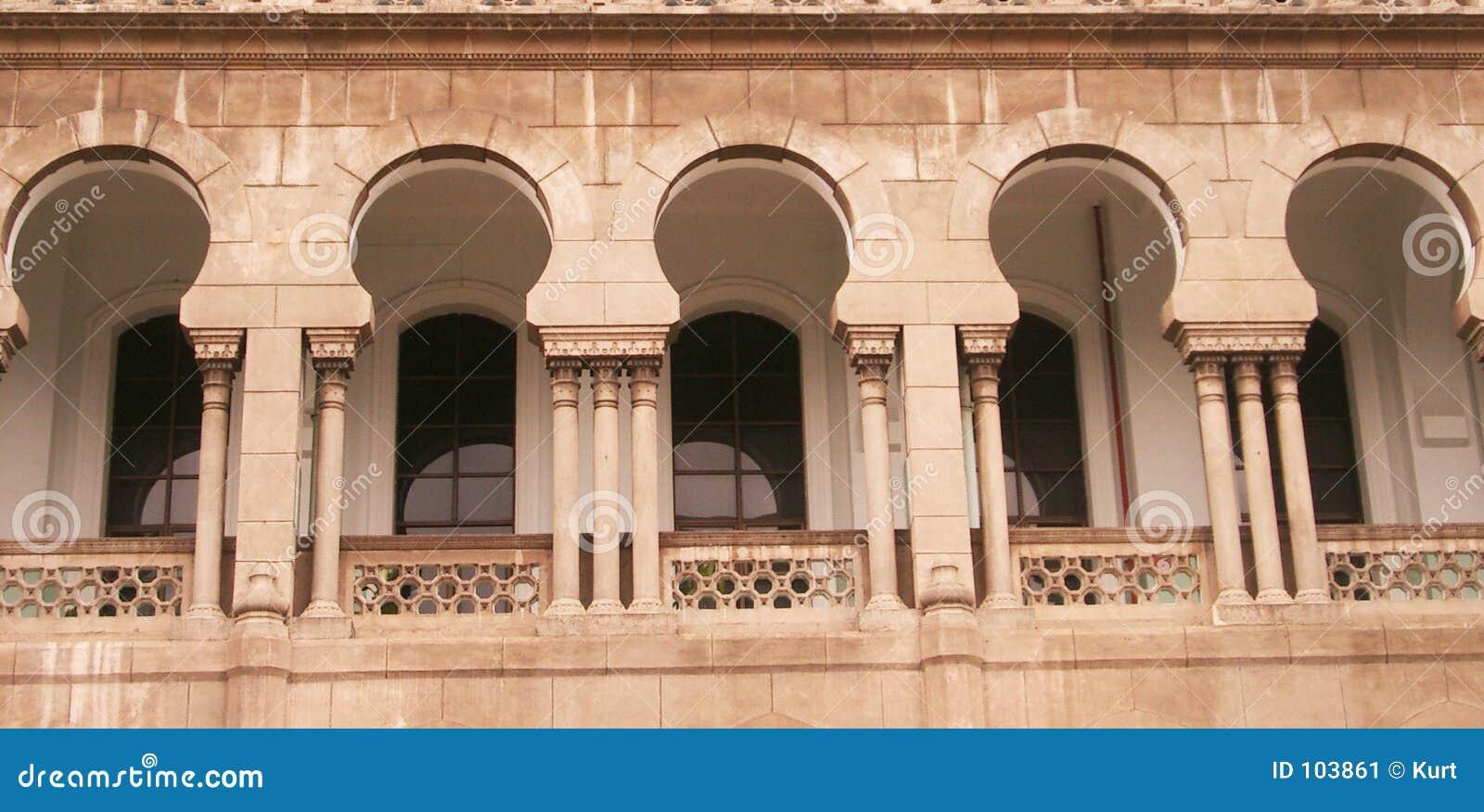 Okno islamskich