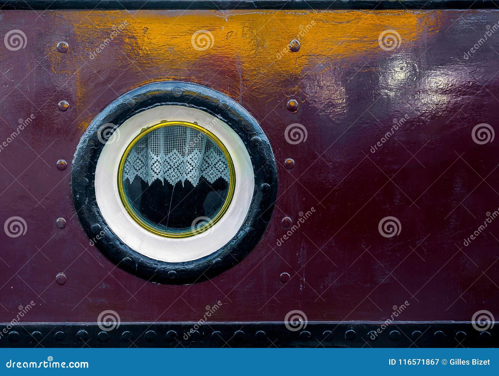 Oko barka