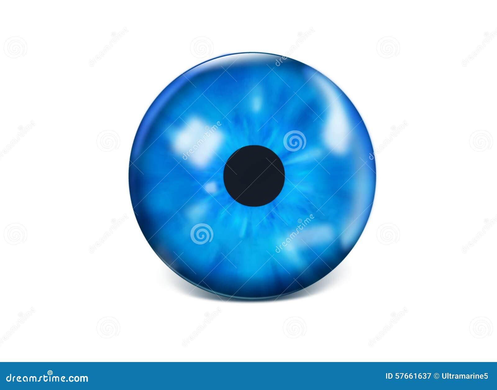 Oko irys
