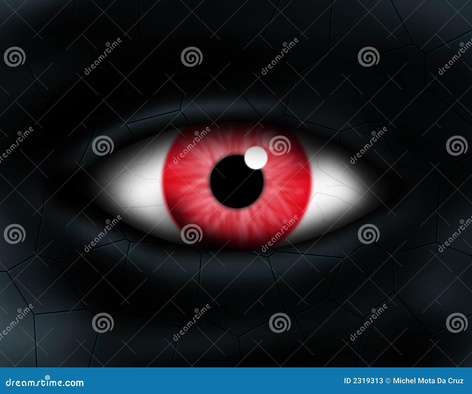 Oko potwór