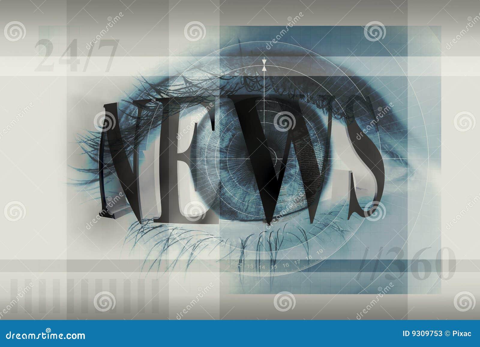 Oko wiadomość