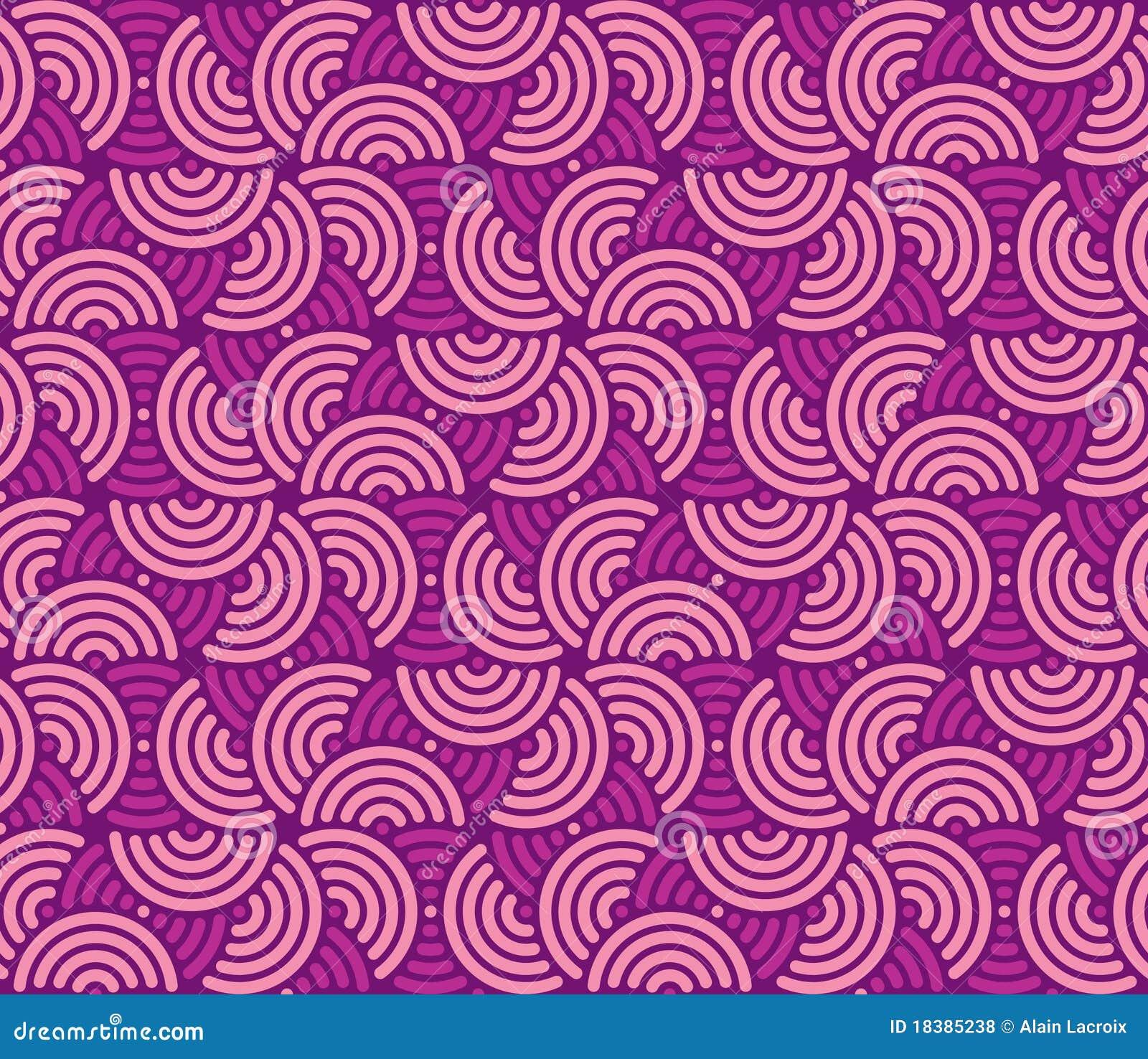 Okrąża purpury