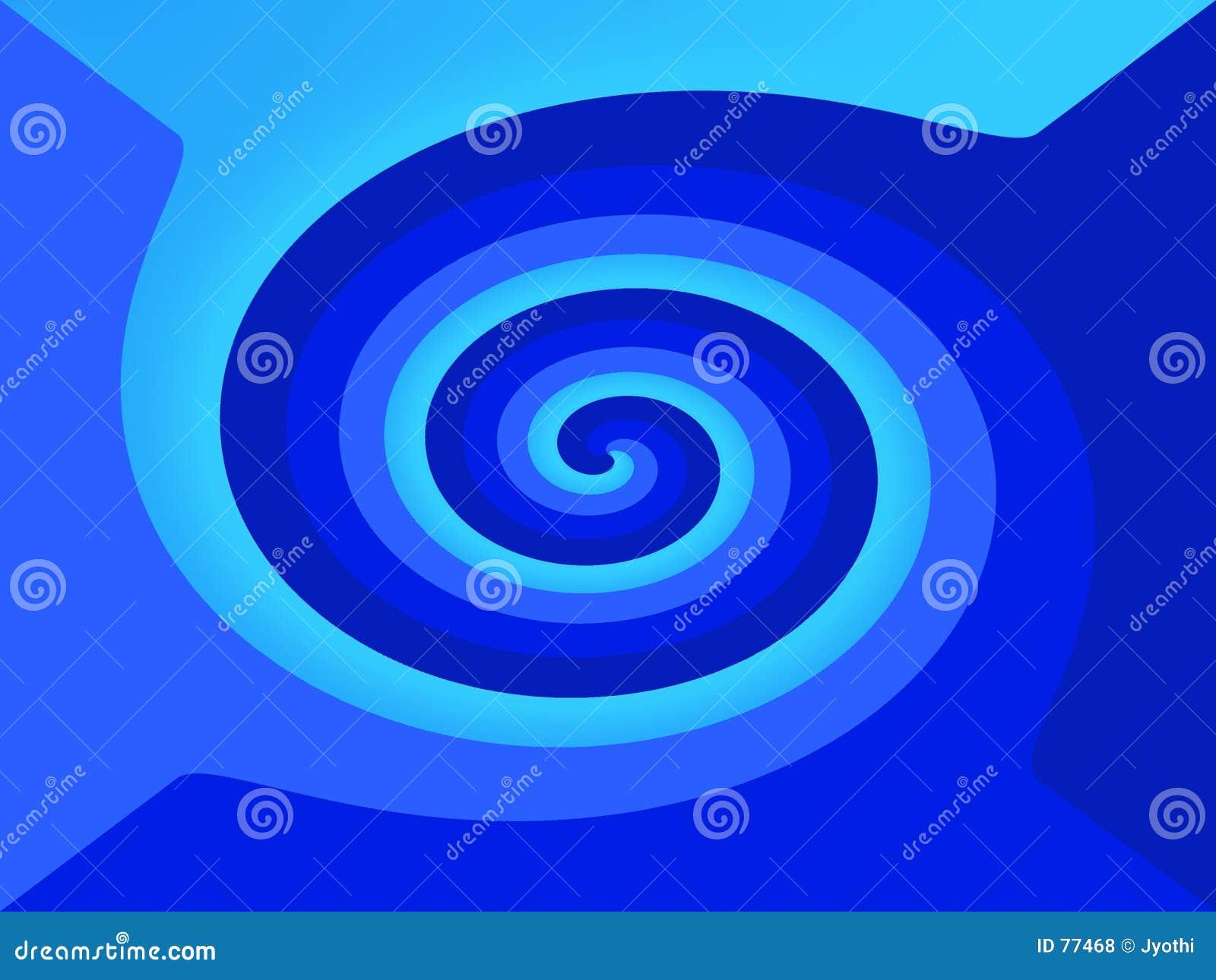 Okrągły abstrakcyjna