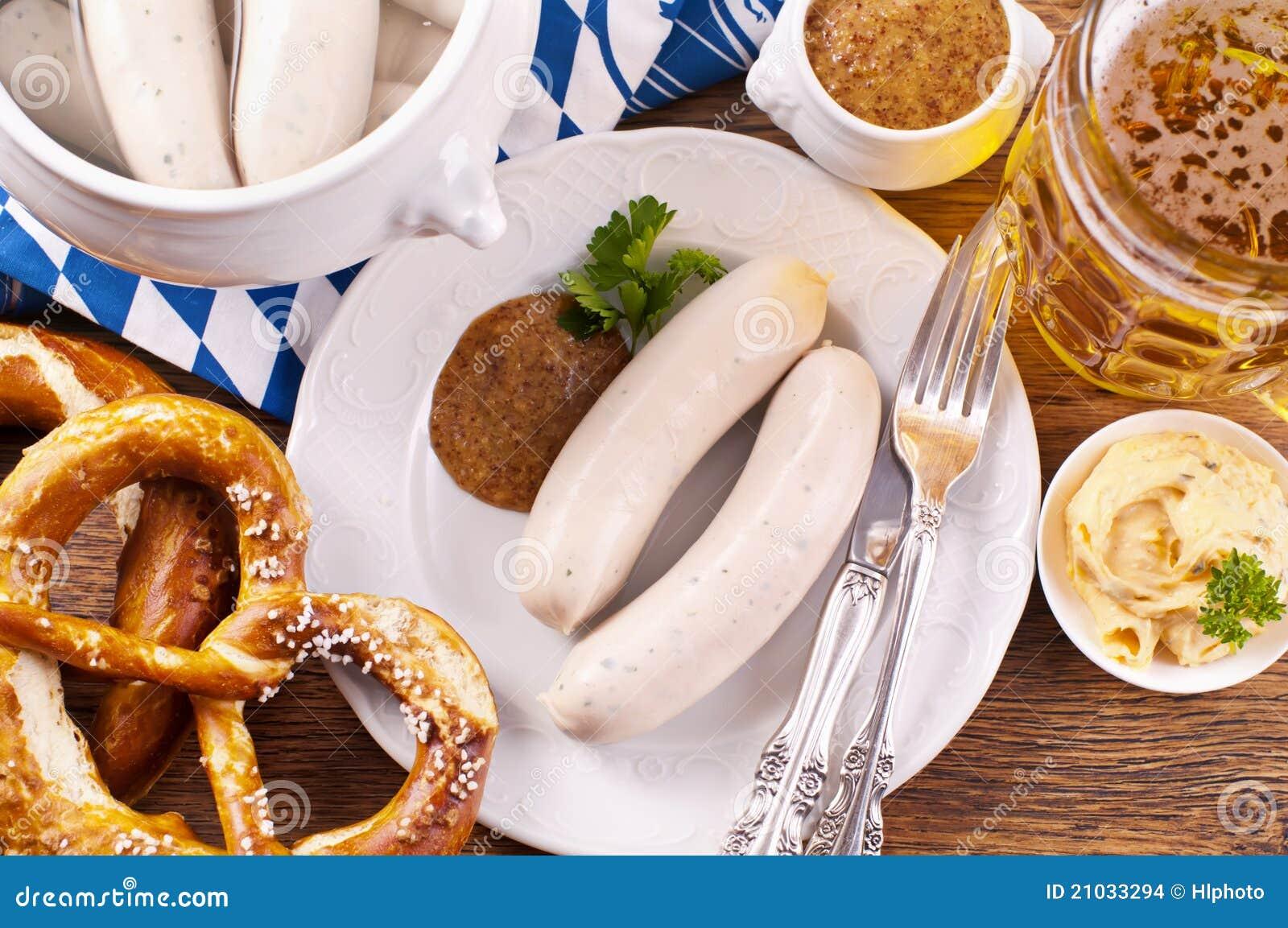 Oktoberfest śniadanie