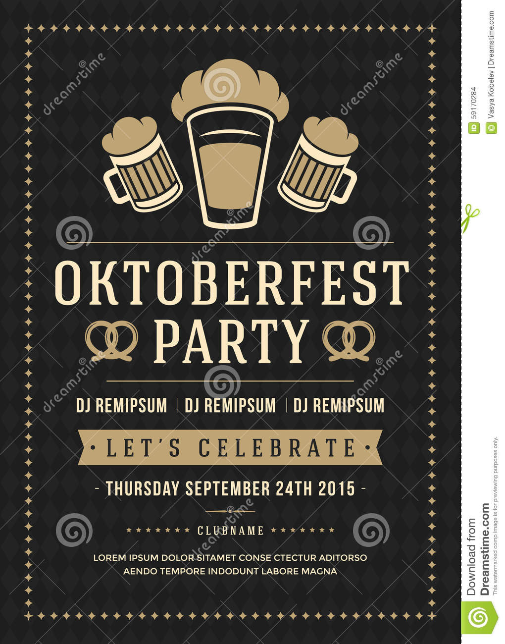 Oktoberfest in the OktoberfestdeShop