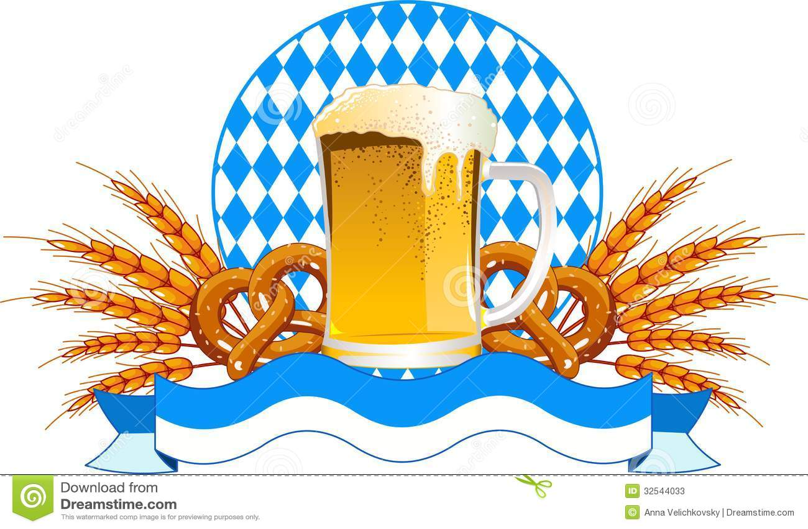 Oktoberfest Celebration Design Stock Vector - Illustration ...